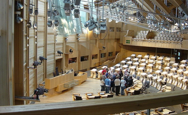Scottish Parliament elections in 2016 likely to prove a taxing affair