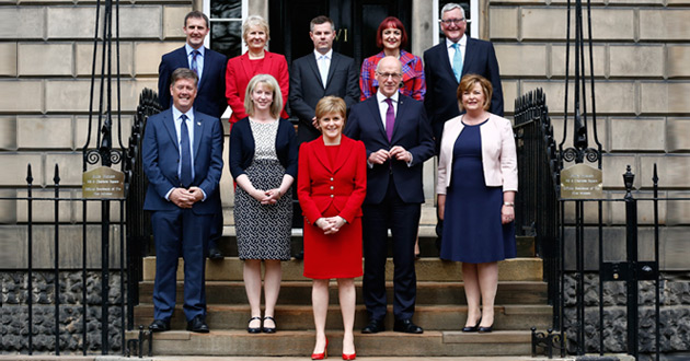 Holyrood 2016 – The View From Orbit