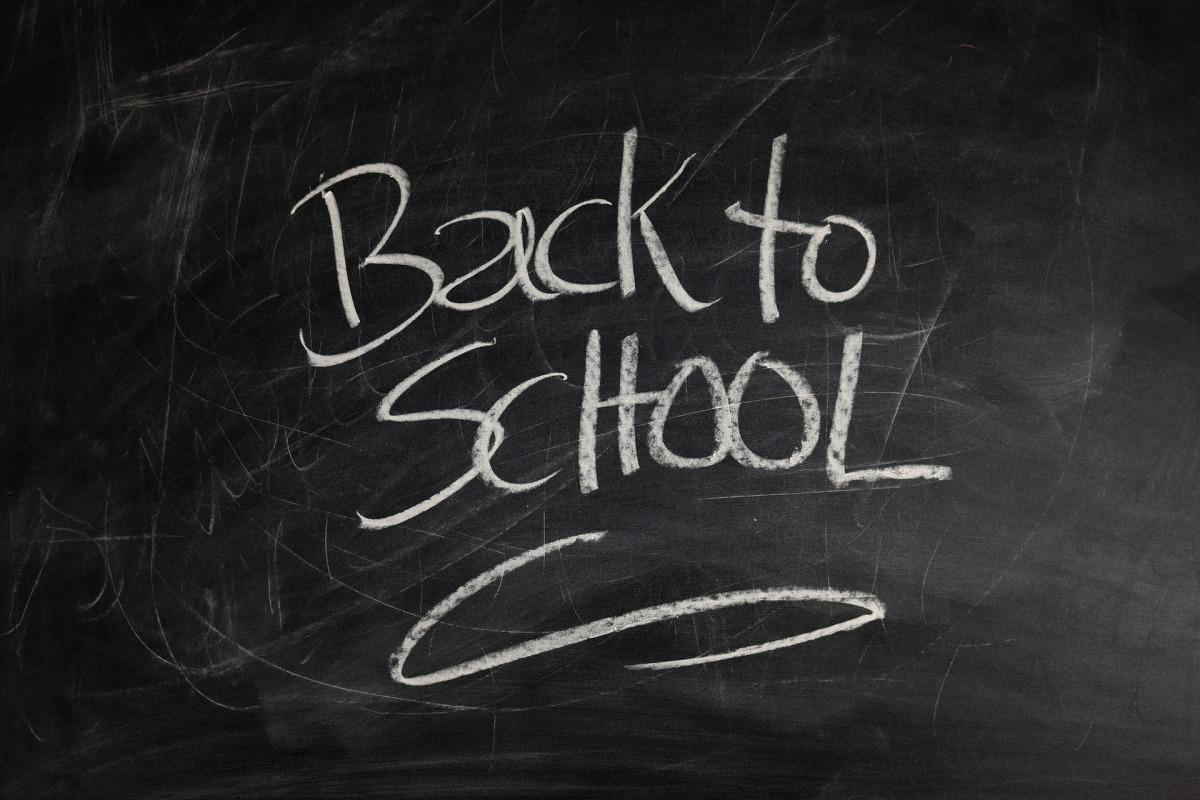 Holyrood back atschool
